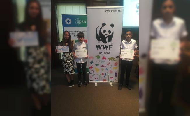 WWF-Türkiye'den Kaş'a proje ödülü