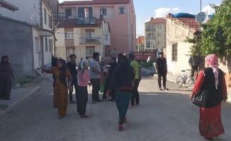 Yabancı uyruklu aileler arasında kavga