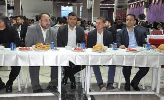 Yüksekova'da Eğitim-Bir Sen'den iftar programı