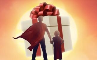 14 Burda AVM'den Babalar Günü hediyesi