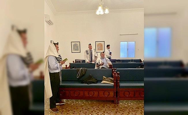 ABD'nin Ortadoğu Özel Temsilcisi, Bahreyn'de İsrailli iş adamları ile talmudik ayin düzenledi