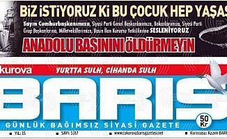 Adana yerel basınından Yargı Reformu Paketi'ne tepki