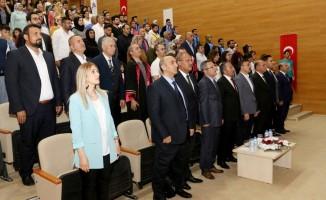 Ağrı İbrahim Çeçen Üniversitesi Eczacılık Fakültesi ikinci mezunlarını verdi