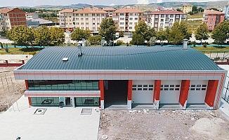 Ankara Büyükşehir Belediyesi, Çubuk ilçesine yeni ve modern bir itfaiye binası kazandırıyor