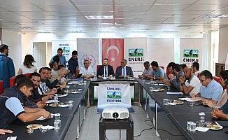 Askıda Ekmek Futbol Turnuvası için Yozgat'ta kura çekimleri yapıldı