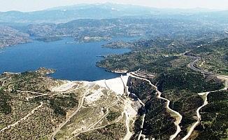 Aydın'daki barajlarda su sorunu yok