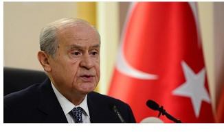 Bahçeli: ABD'nin Türkiye'yi ablukaya alma çabası, iyi niyetli bir tavır değildir