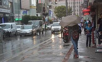 Balıkesir için sağanak yağış uyarısı