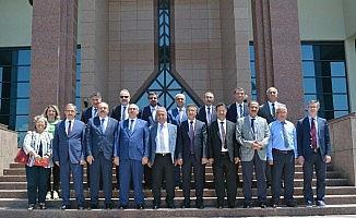 Balıkesir Üniversitesi, Üniversitelerarası Kurul Yönetim Kuruluna ev sahipliği yaptı