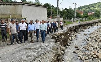 """Başkan Demir: """"Halkımızın yaşadığı mağduriyet giderilecek"""""""