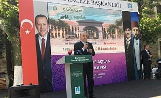 Başkan Özlü İstanbul temaslarına devam ediyor