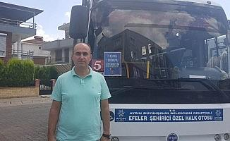 Başkan Yalçın'dan sürücülere 'korna' uyarısı