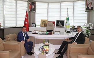Başsavcı Güre'den Başkan Beyoğlu'na  ziyaret