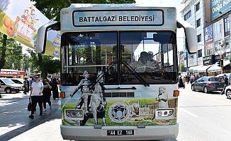 Battalgazi'de tarihe yolculuk