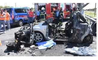 Bayram tatilinde trafik kazaları 73 can aldı