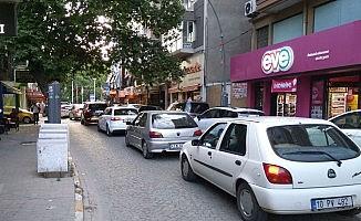 Bayram tatilinde Erdek'e 96 bin 427 araç giriş yaptı
