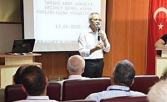 """Bozdoğan: """"Anadolu'da ilk Darüşşafaka Eğitim Kurumları Tarsus'ta kurulacak"""""""