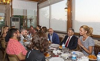 Bulgarlar Kayseri'ye Hayran Kaldı