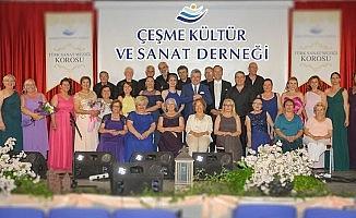Cavit Kürnek, kurucusu olduğu koronun konserinde anıldı