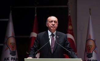 """Başkan Erdoğan: """"Benim eleştirim teröre bulaşmış olan yöneticileredir"""""""