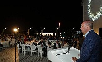 Cumhurbaşkanı Erdoğan'dan Macron'a cevap