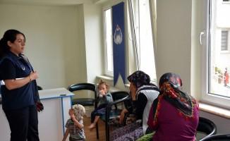Dinar'da dilenci operasyonu