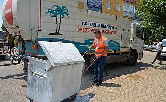 Efeler Belediyesi'nden çevre temizliği hamlesi
