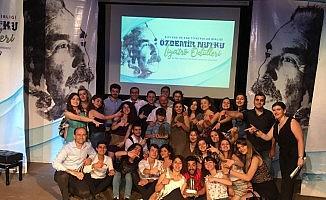 Ekip Atölye, İzmir'den ödülle döndü