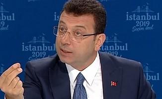 Ekrem İmamoğlu'nun 'FETÖ ile hiç temasım yok' yanıtı 'yok artık' dedirtti!.