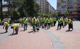Elazığ'da Dünya Çevre Haftası yürüyüşü