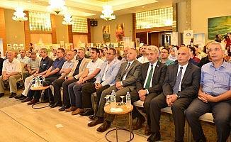 """Elazığ'da, """"Geleceğim Mesleğim"""" konferansı"""