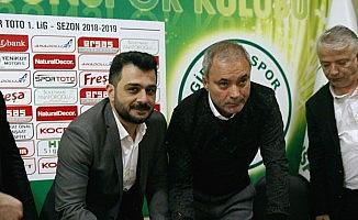 Erkan Sözeri'nin ayrılacağı yönündeki haberler gerçeği yansıtmadığı belirtildi.