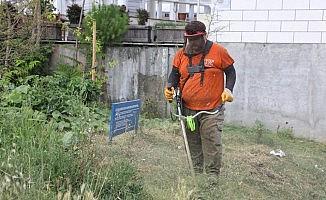 Eyüpsultan'da temizlik ve tadilat çalışmaları başladı