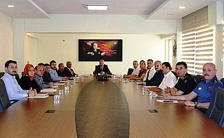 Fatsa'da METİP toplantısı