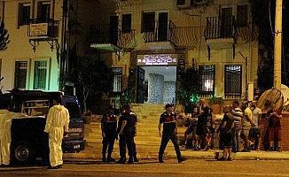 Fethiye'de Otelde Cinayet: 1 Ölü