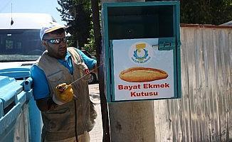 Haliliye Belediyesi ekmek israfını önlüyor