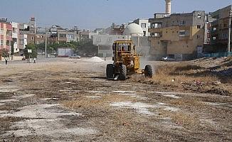Haliliye Belediyesi'nden özel temizlik programı