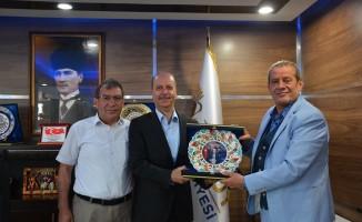 İstanbul Şuhutlular Derneğinden Başkan Bozkurt'a ziyaret