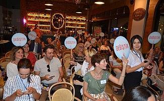 İzmir'de bağış yarışı