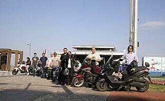 """İZTO'dan """"İşe Motosiklete Gitme"""" etkinliği"""