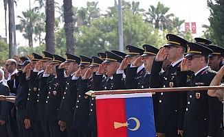 Jandarma Teşkilatının 180. kuruluş yıldönümü Mersin'de kutlandı