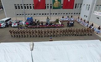 Jandarmanın 180. yıl gururu