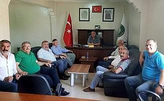 Kahta Ziraat Odası Haziran Ayı meclis toplantısı gerçekleştirildi