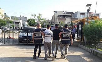 Kahta'da hırsızlar tutuklandı