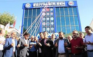 Karaman'da Eğitim Bir-Sen Şubesi yeni hizmet binası açıldı