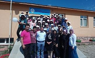 Kardeş Okul Projesi kapsamında hijyen eğitimi düzenlendi
