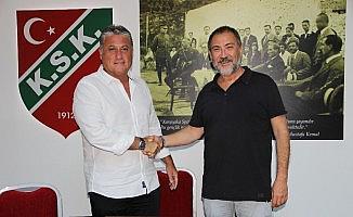 Karşıyaka'da Mesut Toros sözleşme uzattı