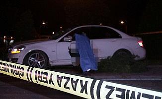Kontrolden çıkan otomobil ağaçlara çarptı: 1 ölü