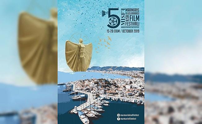Marmaris Uluslararası Kısa Film Festivali'nin afişi hazır