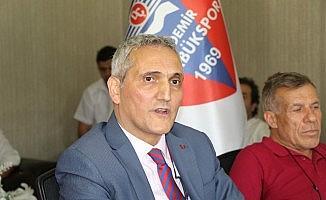 """Mehmet Yüksel: """"Kimsenin adamı değiliz"""""""